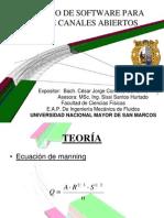 DESARROLLO DE SOFTWARE PARA DISEÑO DE CANALES ABIERTOS01_UNMSM- CESAR CORRALES-23-08-06