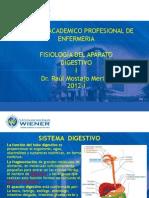 Fisiologia Digestiva 1 2012 i