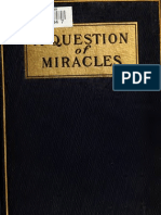 A Question of Miracles
