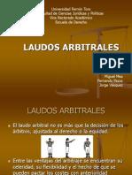Laudos arbitrales venezuela