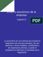 Robles Capitulo 03 Entorno Económico de la Empresa