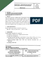 NBR 06457 - 1986 - Amostras de Solo - Preparacao Para Ensaios de Compactacao e Ensaios de Caracte