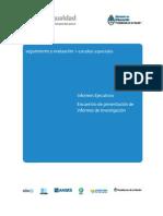 Marco teórico y propuesta de evaluación del impacto del modelo 1 a 1 en los grupos familiares.