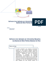 Software Livre IE Paraense