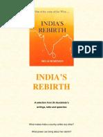 India's Rebirth – Sri Aurobindo