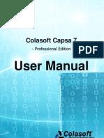 Capsa Pro Usermanual