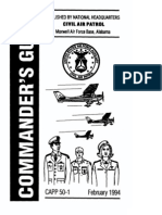 CAPP 50-1 Commanders Guide - 02/01/1994