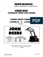 LJD100A 75 Kwik Way Loader