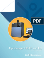 Manual AlphaImager HP