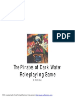 Pirates of Dark Water RPG