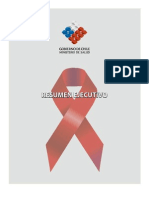 INFORME EJECUTIVO NACIONAL - Chile - Estado de situación de casos confrmados VIH/SIDA 2004 - 2008