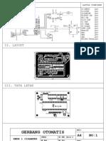 Gerbang Otomatis - AT89s51 - File Ujikom