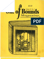 Out of Bounds - Vol 10 No 2