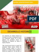 Construyendo Peru Julio