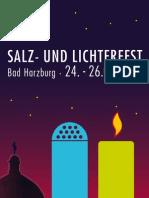 Salz- und Lichterfest 2012