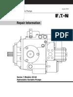Eaton Pump Repair v6-1