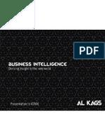 Business Intelligence presentation at ICPAK