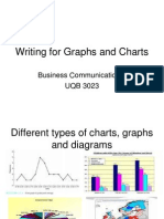 Writing for Graphs and Charts