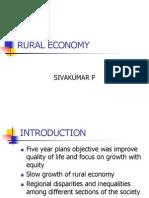 Rural Ecomomy