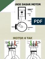 Prinsip Kerja Motor 2 TAK dan 4 TAK a.k.a  the principal of 4 stroke and 2 stroke engine