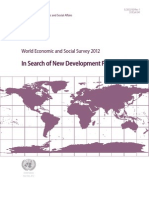 In Search of New Development Finance