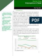 Dnepropetrovsk Retail Market Overview_KravchenkoU