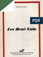 Les Beni-Yala GAID Mouloud