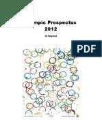 Olympic Prospectus 2012