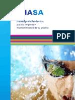 Catálogo Producto Químico Diasa Piscinas