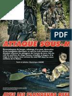 Formation des plongeurs,RAIDS N°306,2011