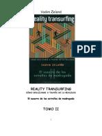 Reality Transurfing - El susurro de las estrellas de madrugada - Vol II (Vadim Zeland)
