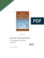 Reality Transurfing - Las Manzanas Caen al Cielo - Vol V (Vadim Zeland)