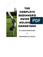 Guide to Handstand
