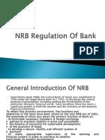 NRB Regulation of Bank. Group Bbbbbbbbbbbbbb