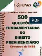 1729_DIREITO PREVIDENCIÁRIO