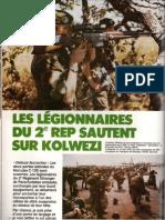 Il y a 10 ans Kolwezi...,RAIDS N°24,1988.május