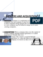 Siddhi Manish(Merger and Acquisition)