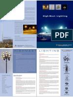 Bajaj High Mast Catalogue