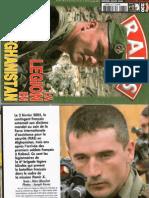 La Legion en Afghanistan,RAIDS N°230,2005.júli.