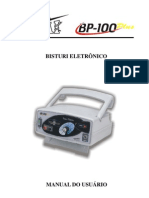 Manual EMAI BP-100 Plus Bisturi
