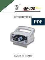 Manual EMAI BP-100 Plus Bisturi