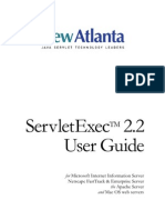 ServletExec User Guide 2 2