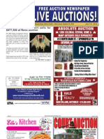 Americas Auction Report 7.27.12 Edition
