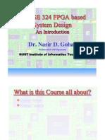 Fpga Based System Design