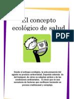 Concepto Ecologico de Salud