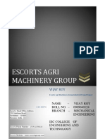 Escorts Agri Machinery Group