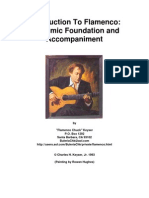 Introduction To Flamenco