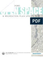 Medford Open Space Plan Report Body
