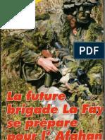 Le 2REP se prepare,RAIDS N°281,2009.okt.