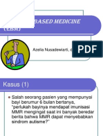 PENGANTAR EBM 2012 ( Fakultas Kedokteran Universitas Lampung )